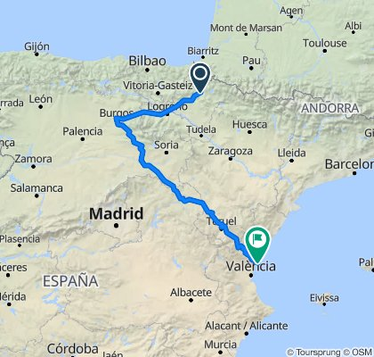 PAMPLONA-SAGUNTO #GRAVEL #BIKE PACKING