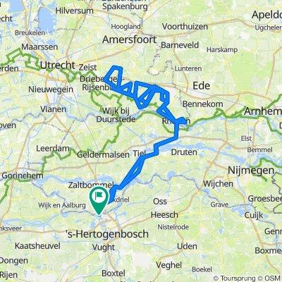 """Route """"Utrechtse Heuvelrug"""""""