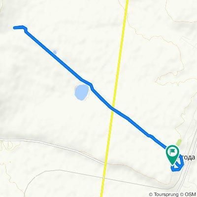 10.09.20 От Unnamed Road, Ингода до Unnamed Road, Ингода