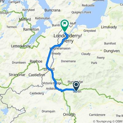 Gortin-Derry