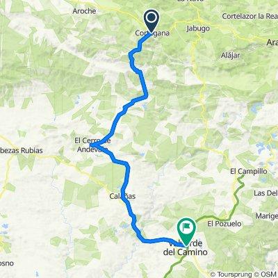Etapa 3 Cortegana - Valverde del Camino