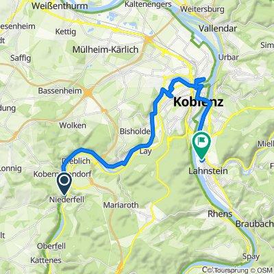 Römerstraße 7, Kobern-Gondorf nach Markstraße 56, Lahnstein
