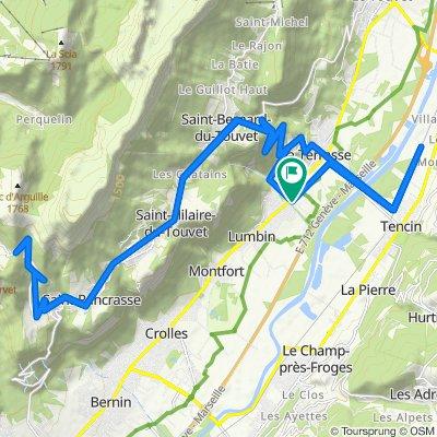 De Chemin des Champs Elysées 19, La Terrasse à Chemin des Champs Elysées 19, La Terrasse