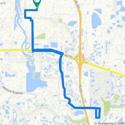 3552–3628 62nd St E, Bradenton to 3589–3705 62nd St E, Bradenton
