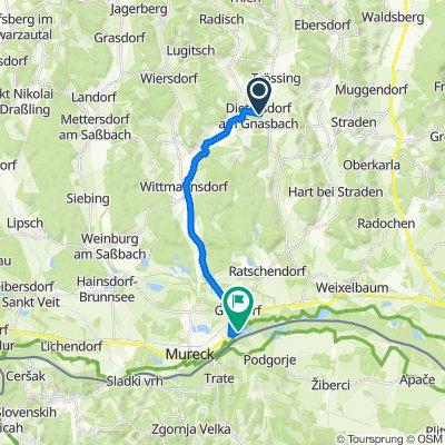 Dietersdorf am Gnasbach 45 nach Misselsdorf 40