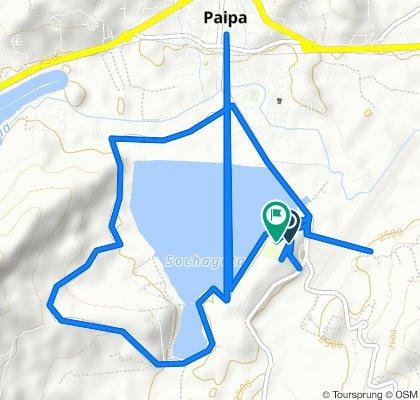 Vuelta Lago Sochagota