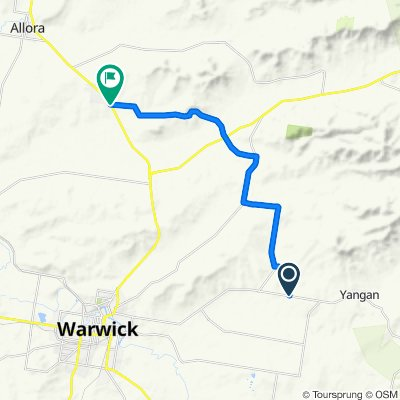 Warwick Shortcut