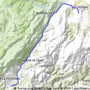 Cortes - Ronda (Transandalus)