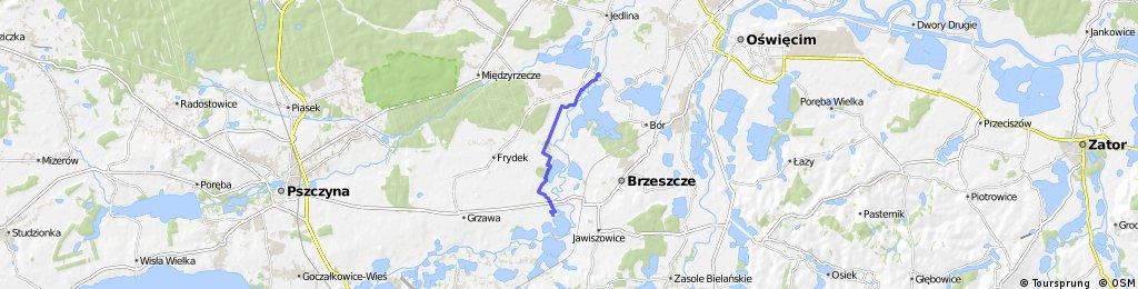 Lokalna Trasa Rowerowa: Osiedle Wola I - Góra Staw Parkowy