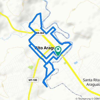 De Rua Santa Rita 171 a Rua Santa Rita 171