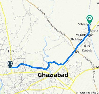 425/14, Delhi to Unnamed Road