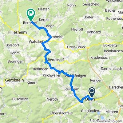 Daun-Waldkönigen-Betteldorf-Berndorf