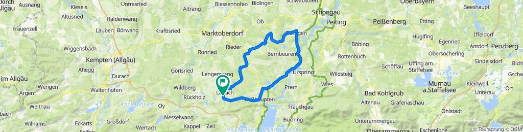 Seeg-Stoetten-Rettenbach-Burggen-Lechbruck-Rosshaupten-Seeg