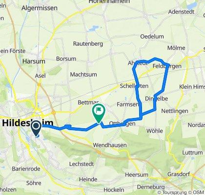 Börde-Radtour