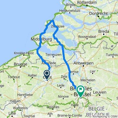 Ghent - Netherlands - BXL