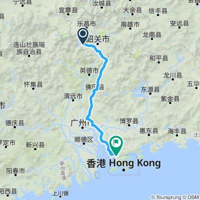 [巴士路線]乳源-深圳福田汽車站
