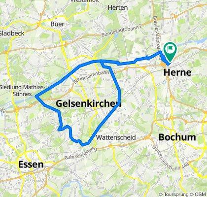 Bismarckstraße 44A, Herne nach Bismarckstraße 44A, Herne