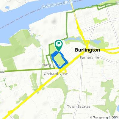 450–458 Uhler Ave, Burlington to 450–458 Uhler Ave, Burlington