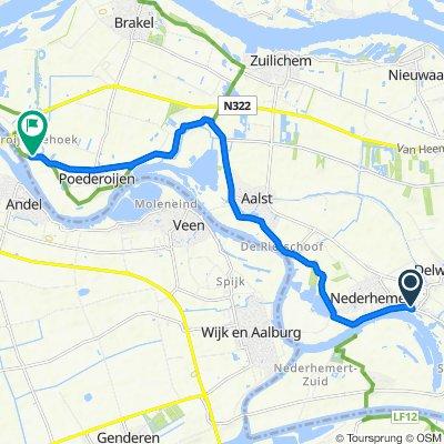 Wellseindsedijk 24, Well naar Maasdijk 84a, Poederoijen