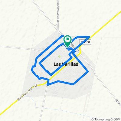 De Corrientes, San Justo a España, San Justo