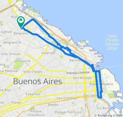 De O'Higgins 2472, Buenos Aires a O'Higgins 2464, Buenos Aires