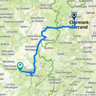 Clermond-F-La Bourboul