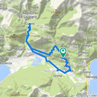 Da Via alle Alpi 26, Naggio a Via alle Alpi 26, Naggio