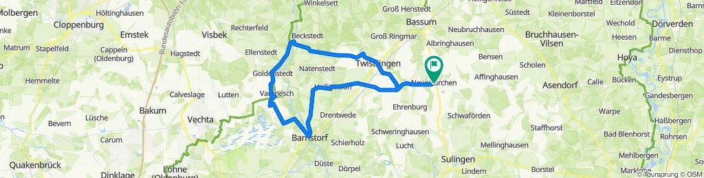 Neuenkirchen Rundtour