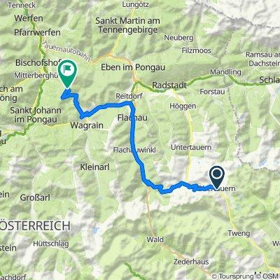 Tag 1 Stoneman Obertauern - Hochgründeck