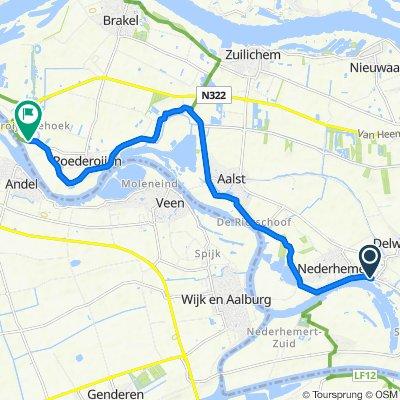 Wellseindsedijk 22, Well naar Maasdijk 84a, Poederoijen