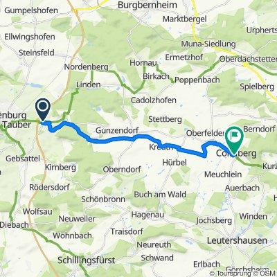 St2250, Neusitz nach St2250 1, Colmberg