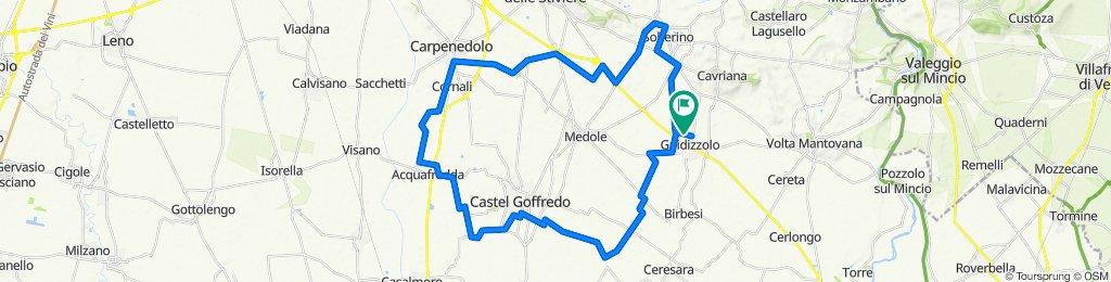 Da Via Po 41, Guidizzolo a Via Po 41, Guidizzolo