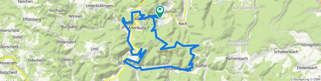 AHR-Schleife-Trai