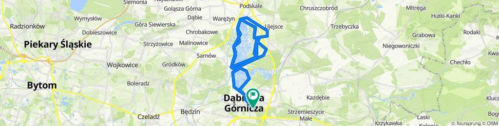 Leśna 29a, Dąbrowa Górnicza do Leśna 29a, Dąbrowa Górnicza