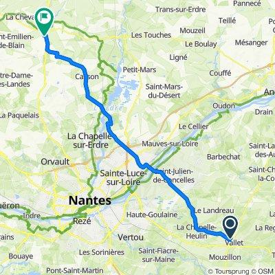 De Boulevard du Luxembourg 13, Vallet à La Haie 00, Héric
