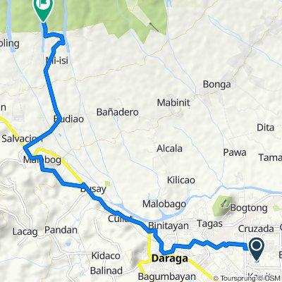 Unnamed Road, Legazpi City to Mi-isi, Daraga