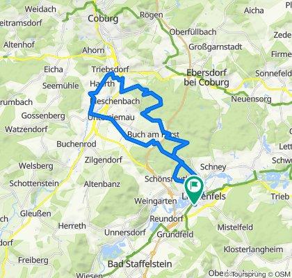 Lichtenfels-Triebsdorf-Lichtenfels