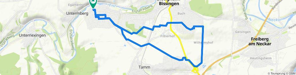 Schulstraße 8, Bietigheim-Bissingen nach Schulstraße 8, Bietigheim-Bissingen