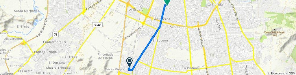 De Pedro Lagos 665, San Bernardo a General Freire, La Cisterna
