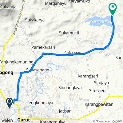 Unnamed Road, Tarogong Kidul to Jalan Haji Hasan Arif 205, Kecamatan Banyuresmi