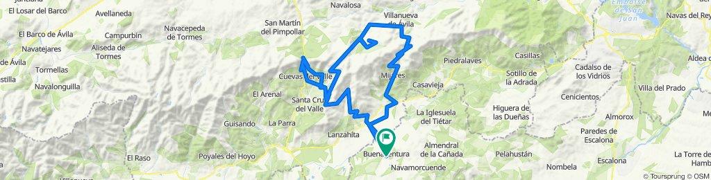 BuenaVenbtura-Mijares-AntNavarrevisca-Serrranillos-Sidrillo-Pedro Bernardo