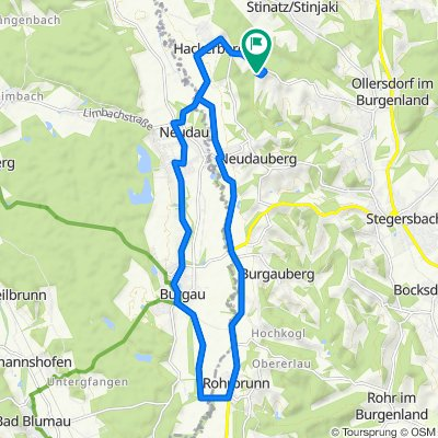 Rohrbrunnrunde (B75+B73+B63)