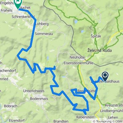 Trans_Bayerwald_Nord_Etappe_6_Zwieslerwaldhaus_-_Lam