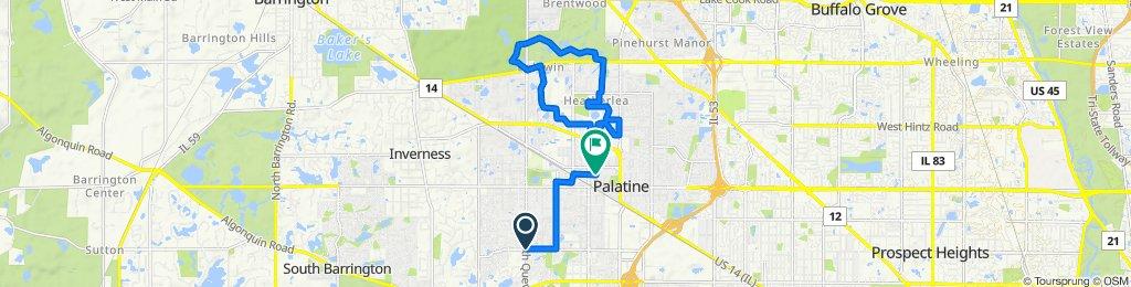 Palatine Ride