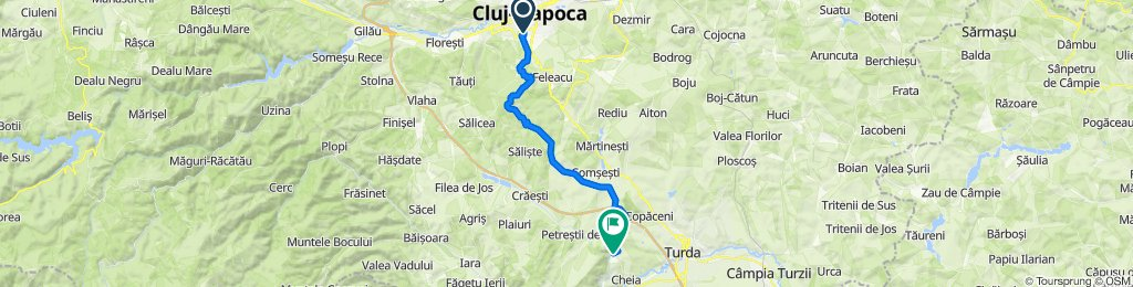 Cluj-Napoca - Cheile Turzii - 12.09.2020