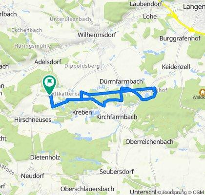 Neukatterbach 4, Neuhof an der Zenn nach Neukatterbach 4, Neuhof an der Zenn