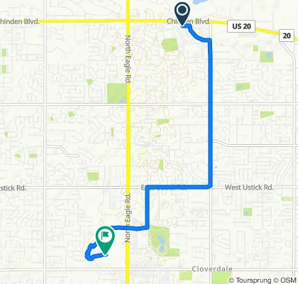 12754 W Lasalle St, Boise to 1888 N Marnita Ave, Meridian