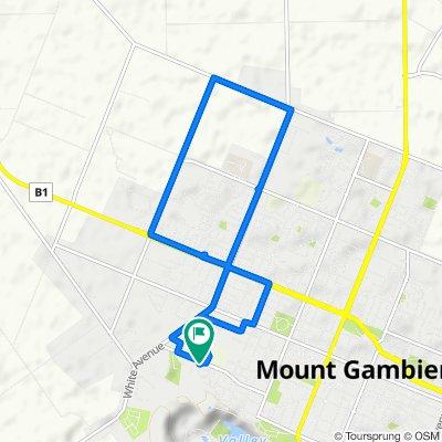 Shepherdson Road 71, Mount Gambier to Shepherdson Road 71, Mount Gambier