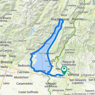 Giro Lago di Garda
