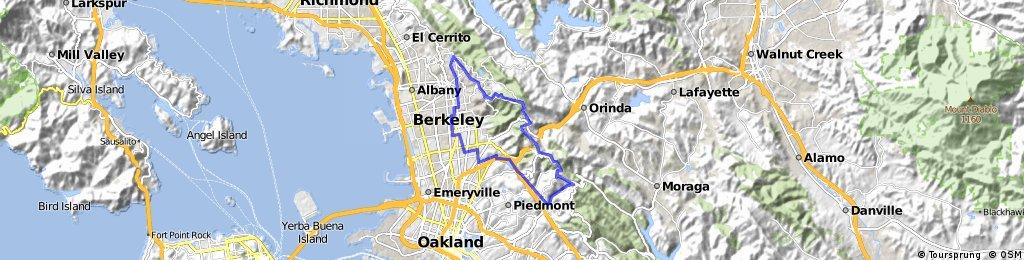 The Grand Cru: Triple Rock & The Berkeley Hills
